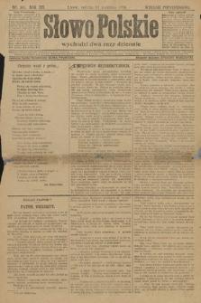 Słowo Polskie (wydanie popołudniowe). 1914, nr147