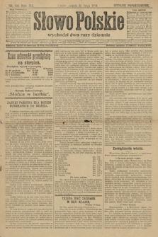 Słowo Polskie (wydanie popołudniowe). 1914, nr331