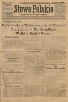 Słowo Polskie (wydanie poranne). 1914, nr453