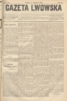 Gazeta Lwowska. 1900, nr183