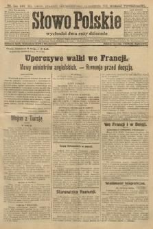 Słowo Polskie (wydanie popołudniowe). 1914, nr510