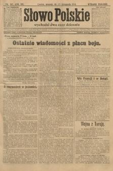 Słowo Polskie (wydanie poranne). 1914, nr517