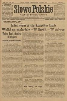 Słowo Polskie (wydanie poranne). 1914, nr553