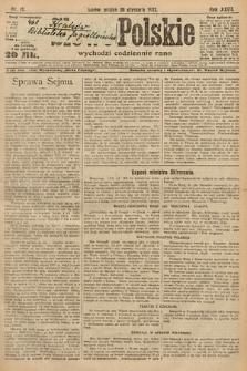 Słowo Polskie. 1922, nr17