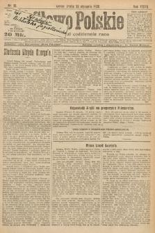 Słowo Polskie. 1922, nr21