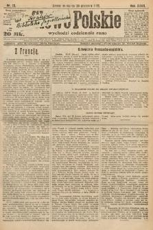 Słowo Polskie. 1922, nr25