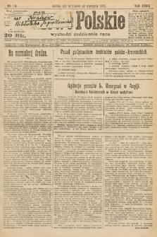 Słowo Polskie. 1922, nr26