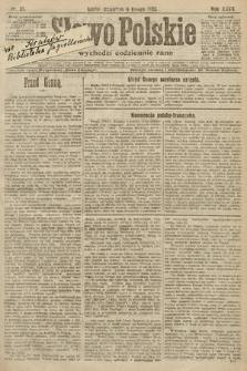 Słowo Polskie. 1922, nr34