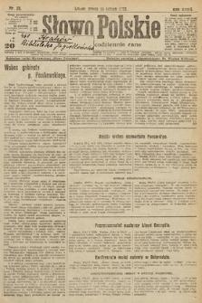 Słowo Polskie. 1922, nr39