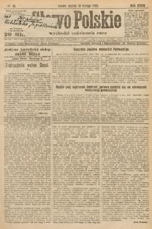 Słowo Polskie. 1922, nr41
