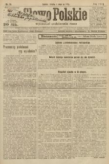 Słowo Polskie. 1922, nr51