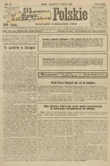 Słowo Polskie. 1922, nr52