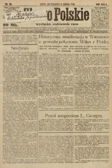Słowo Polskie. 1922, nr56
