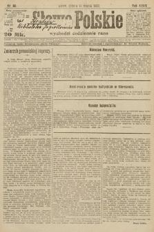 Słowo Polskie. 1922, nr60