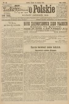 Słowo Polskie. 1922, nr63