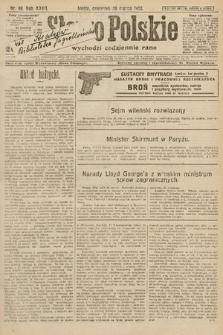 Słowo Polskie. 1922, nr66