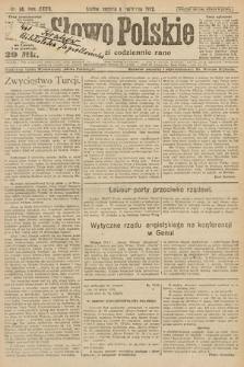 Słowo Polskie. 1922, nr68
