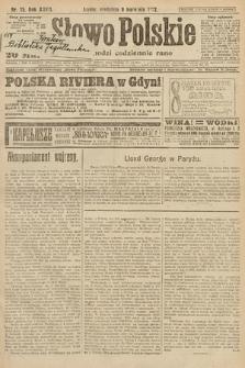Słowo Polskie. 1922, nr75