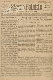 Słowo Polskie. 1922, nr99