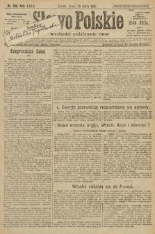 Słowo Polskie. 1922, nr100