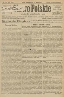 Słowo Polskie. 1922, nr105