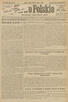 Słowo Polskie. 1922, nr107