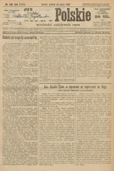 Słowo Polskie. 1922, nr108