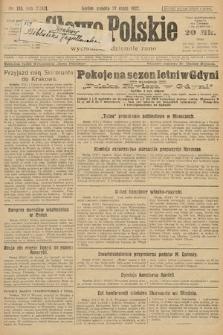 Słowo Polskie. 1922, nr115