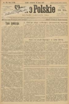 Słowo Polskie. 1922, nr116