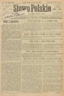 Słowo Polskie. 1922, nr126