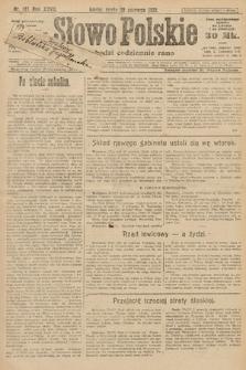 Słowo Polskie. 1922, nr141