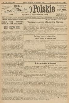 Słowo Polskie. 1922, nr142