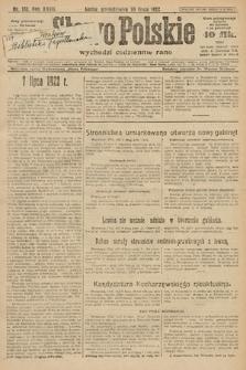 Słowo Polskie. 1922, nr152