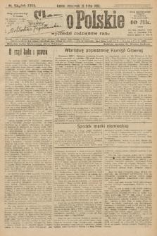 Słowo Polskie. 1922, nr154