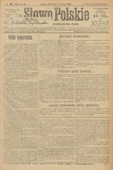 Słowo Polskie. 1922, nr157
