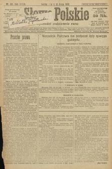 Słowo Polskie. 1922, nr161