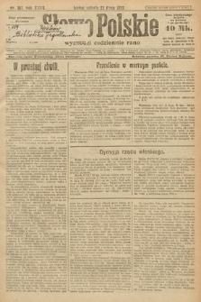 Słowo Polskie. 1922, nr162