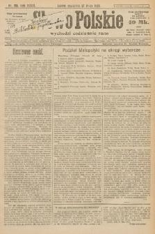 Słowo Polskie. 1922, nr166