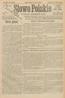 Słowo Polskie. 1922, nr167