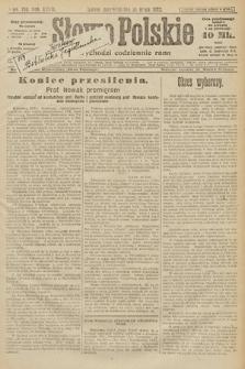 Słowo Polskie. 1922, nr170