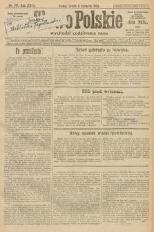 Słowo Polskie. 1922, nr171