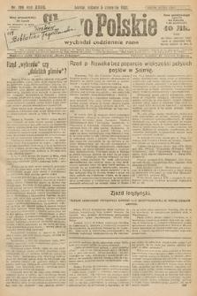Słowo Polskie. 1922, nr174