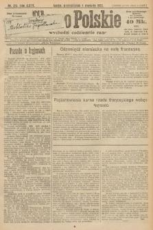 Słowo Polskie. 1922, nr176