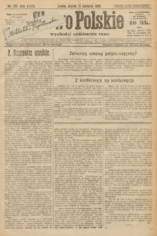 Słowo Polskie. 1922, nr179