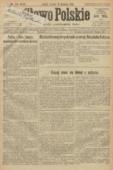 Słowo Polskie. 1922, nr186