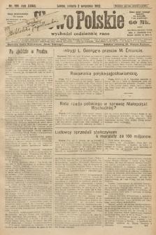 Słowo Polskie. 1922, nr198
