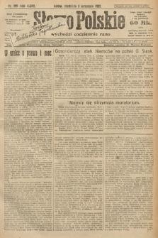 Słowo Polskie. 1922, nr199