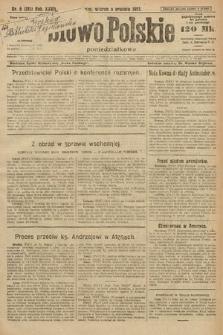 Słowo Polskie (poniedziałkowe). 1922, nr6(281)