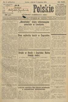 Słowo Polskie. 1931, nr5