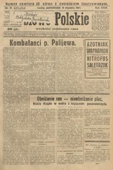 Słowo Polskie. 1931, nr11